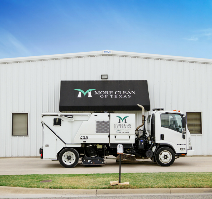 Maintaining Commercial Exterior Property in Summer